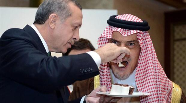 Erdoğan: Bizim ülkemizde domuz eti yiyenler var, bir şey demiyoruz