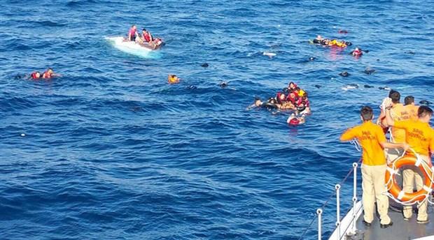 Eylül ayında göçmen sayısında patlama: Bir ayda 20 bin kişi kaçarken engellendi