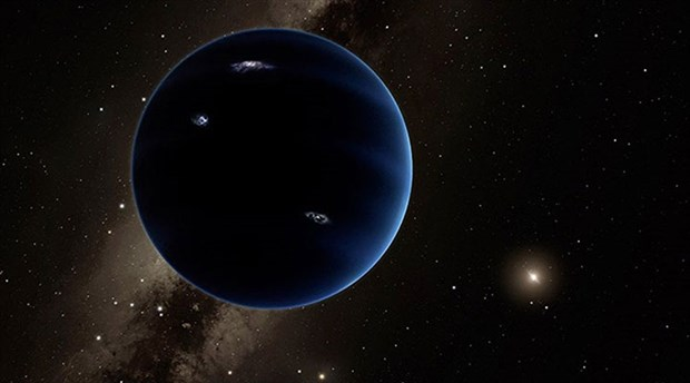 """Gökbilimciler, """"varolmaması gereken"""" dev bir gezegen keşfetti"""