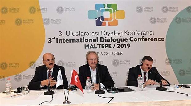 Uluslararası Diyalog Konferansı Maltepe'de başladı
