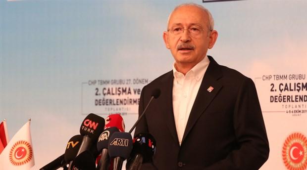 Kılıçdaroğlu'ndan 'Hamidiye Su' tepkisi: Su üzerinden bir toplum ayrışır mı?
