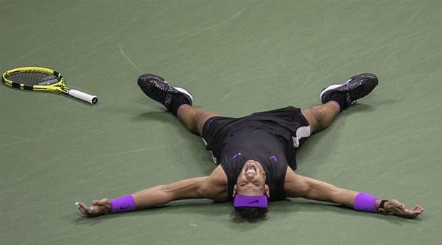 Nadal, Şangay Masters'ta yok