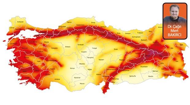 Beklenen büyük İstanbul depremi
