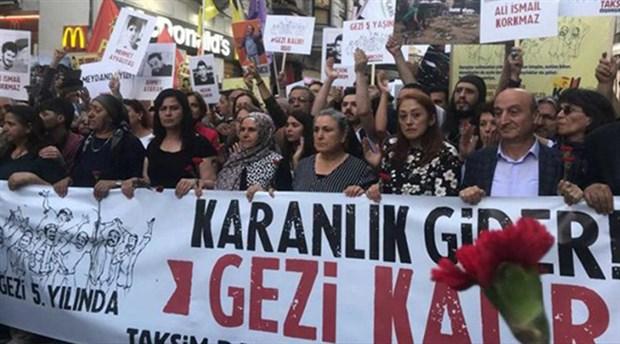Gezi davası devam ediyor: 'Gezi eylemleri ile ilgili kimseye tek kuruş ödeme yapmadık'