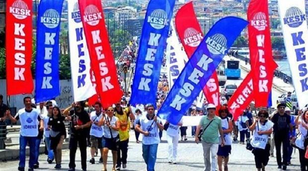 KESK:  Sendikacılık yüksek maaş karşılığında yapılan bir meslek değil, emek ve demokrasi mücadelesinin neferliğidir