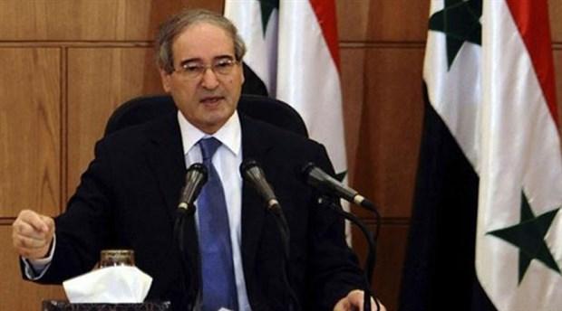 Suriye'den ilk tepki: Kürtler dipsiz kuyuya yuvarlanmak yerine hükümete katılmalı