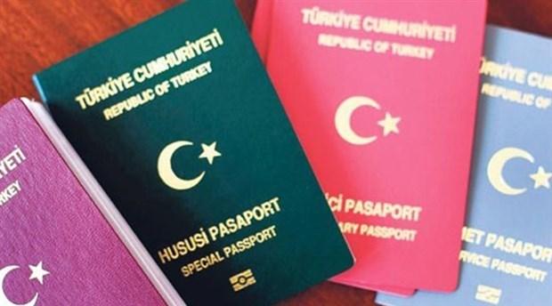 Yeşil pasaporta soruşturma şerhi