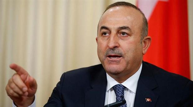 Çavuşoğlu'ndan olası operasyona ilişkin açıklama