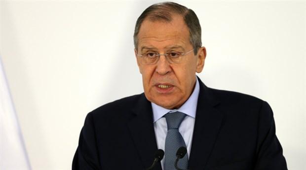 Lavrov: Tüm sorunlar diyalog yoluyla çözülmeli