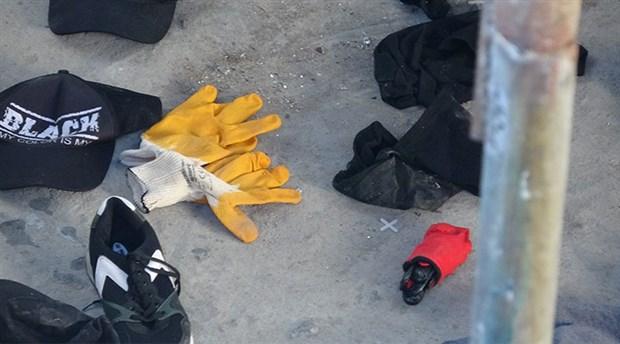 Beyoğlu'nda çatıya atılan çantadan el yapımı patlayıcı çıktı