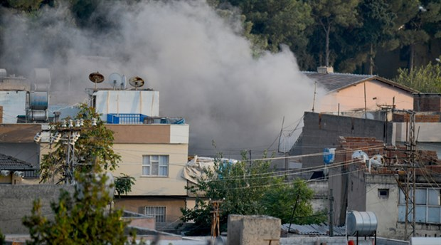 DHA: Suriye tarafından Akçakale'ye havan topu atıldı, yaralılar var