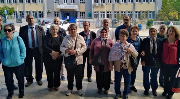 Turgut köylüleri, kültür varlıklarını korumak için yargıya gitti