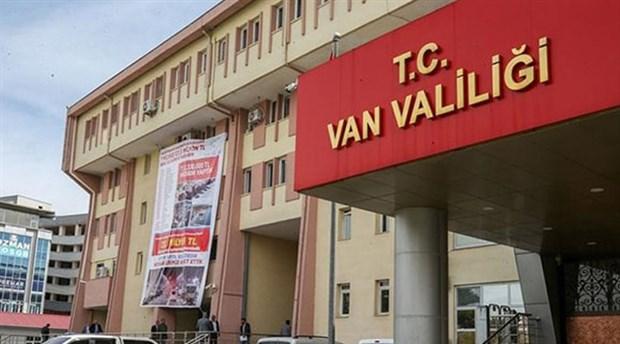 Van'da 15 gün eylem ve etkinlikler yasaklandı