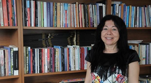 Nuray Gök Aksamaz yeni kitabını anlattı: Uzun bir yürüyüşün öyküleri