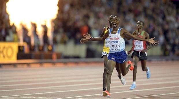 Farah'tan 'doping yapmadım' açıklaması