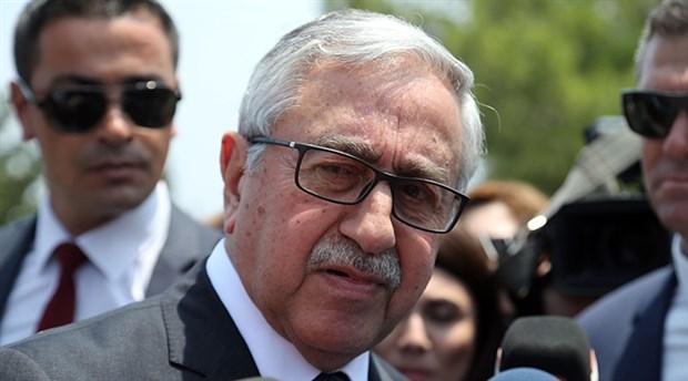 KKTC Cumhurbaşkanı Akıncı: Barış Pınarı desek de akan su değil kandır