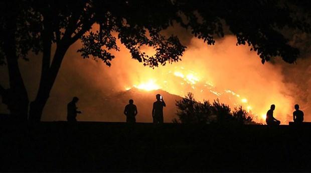 Yangınlarla mücadelede iş süresi 11 saati geçmeyecek