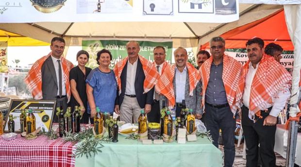 4. Uluslararası Didim Zeytin Festivali'ne büyük ilgi