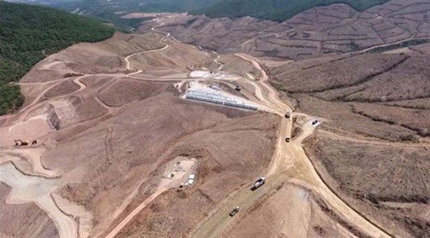 Kazdağları'nı talan eden Alamos Gold'un ruhsatı yenilenmedi, faaliyetler askıya alındı