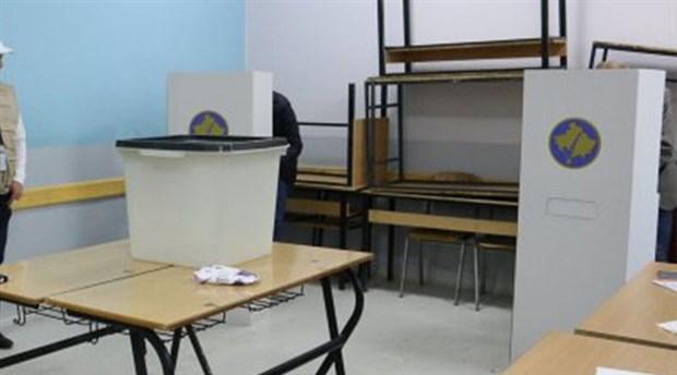 Kosova'da onlarca kişi oy zarflarındaki gazdan etkilendi