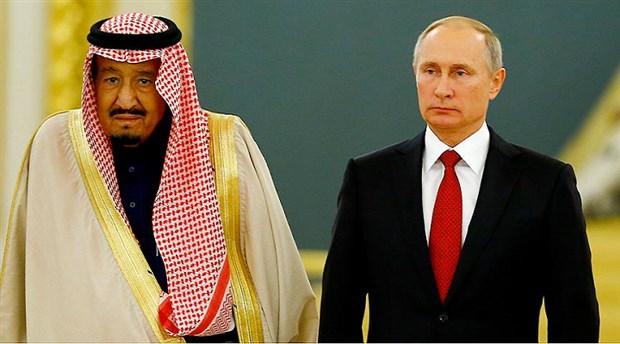 Rusya ve Suudi Arabistan arasında kapsamlı işbirliği anlaşması