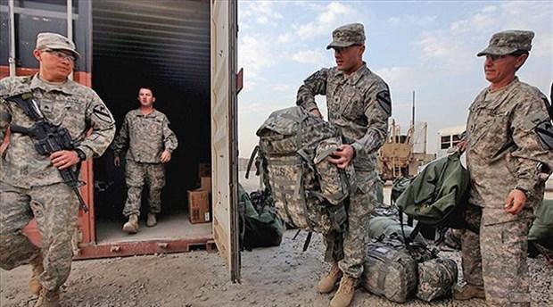 SANA: ABD'li askerler bir üssü daha boşalttı