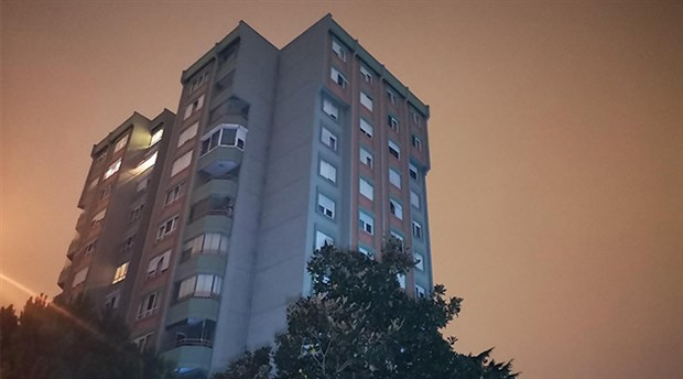 8. kattan 'düşen' doktor hayatını kaybetti