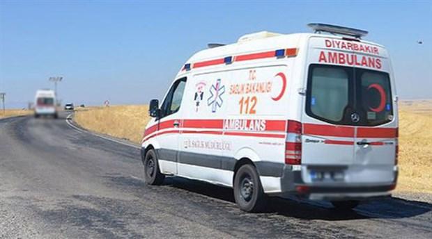 Cizre'ye havan mermisi isabet etti: 3 yaralı