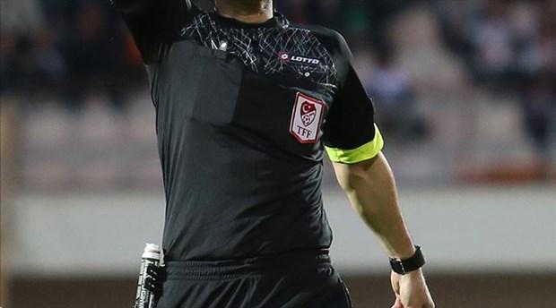 Süper Lig'de 8'inci haftanın hakemleri açıklandı