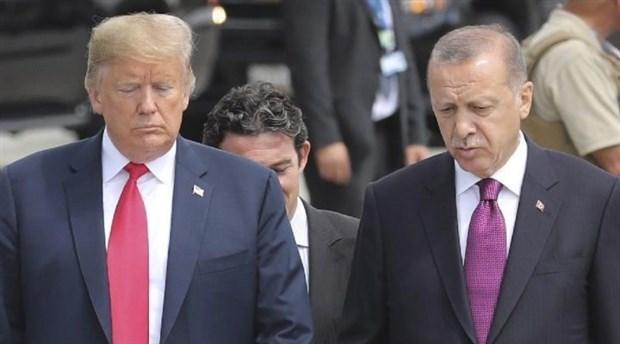 Trump'ın Erdoğan'a yazdığı mektup ortaya çıktı: Çok ağır ifadeler var