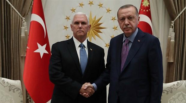 Türkiye-ABD ortak açıklaması yayımlandı: Türkiye ve ABD, 'hepimiz birimiz, birimiz hepimiz için' anlayışıyla...