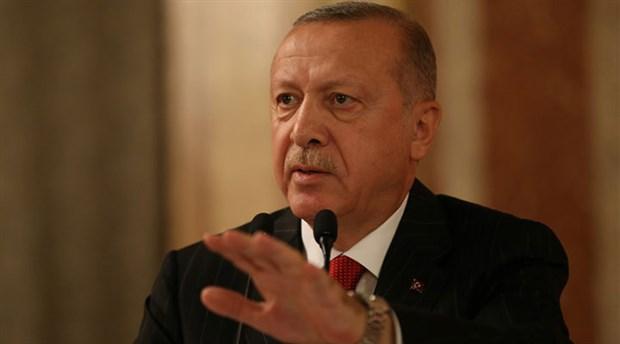 Erdoğan: Şu andan itibaren 120 saatlik bir süreç işliyor