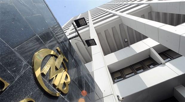Merkez Bankası'nın enflasyon beklentisi düştü, kur beklentisi yükseldi