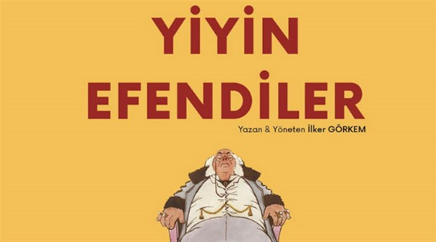 Sinop'ta 'Yiyin Efendiler' oyununa yasak