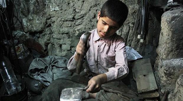 Dünyada 218 milyon çocuk işçi var