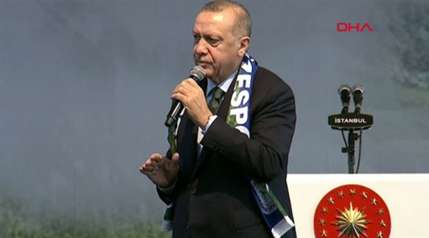 Erdoğan: Tek tip paket uygulamasına geçiyoruz