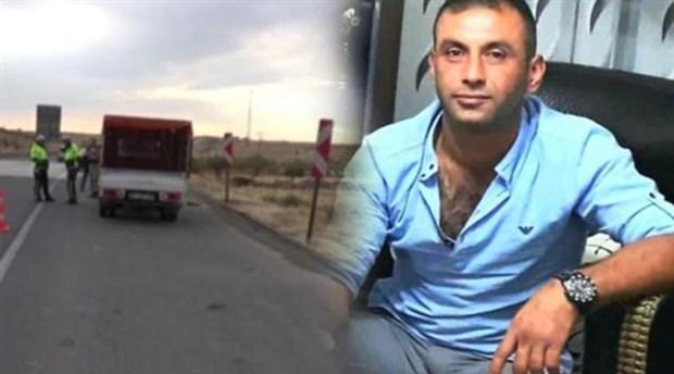 Adres sormak için kamyondan inen sürücü canından oldu