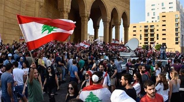 Ayaklanan Lübnanlılar ümit ve öfke dolu