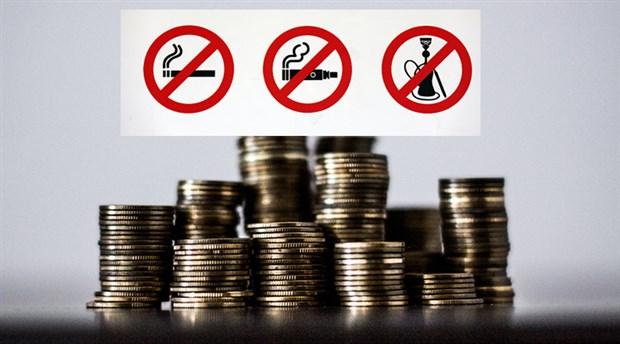 Devletin kasasına sigaradan bir yılda 64.8 milyar TL girecek