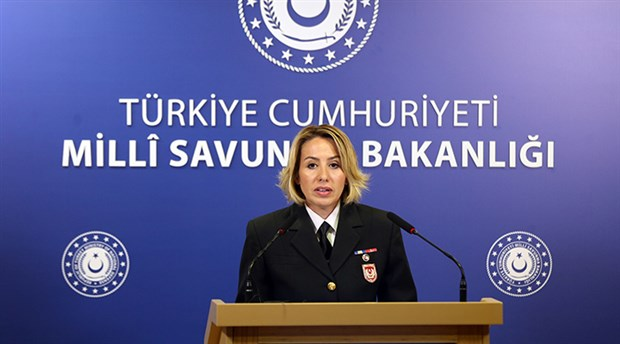 MSB: Barış Pınarı Harekatı'nda sivil zayiat yaşanmamıştır
