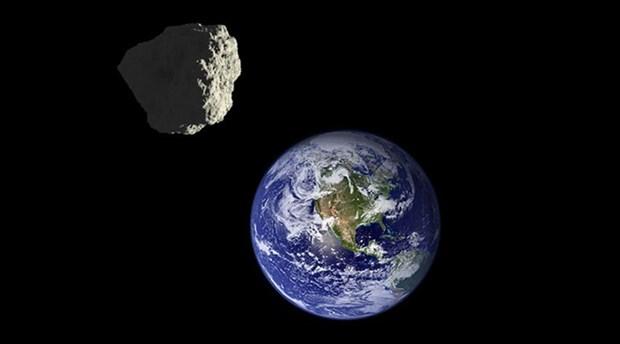 NASA: 650 metre çapında bir asteroid Dünya'ya yaklaşıyor
