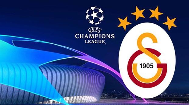 Galatasaray, Şampiyonlar Ligi'nde Real Madrid karşısında