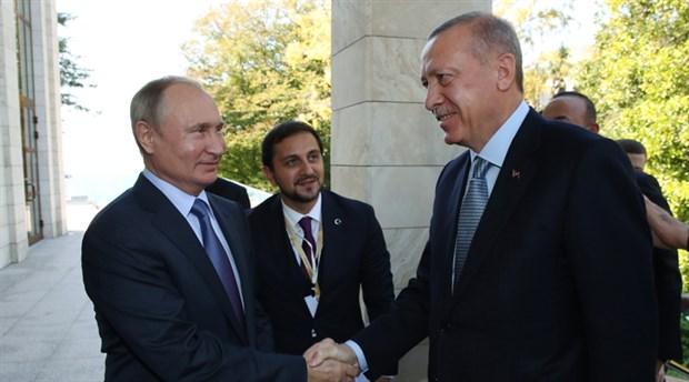 Rusya'dan zirve sürerken açıklama: Türkiye, Suriye'nin toprak bütünlüğünü ihlal ediyor