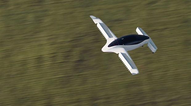 'Uçan taksi'nin test uçuşunun ilk aşaması tamamlandı