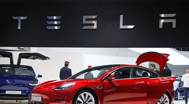 Tesla hisseleri yüzde 20'den fazla değer kazandı