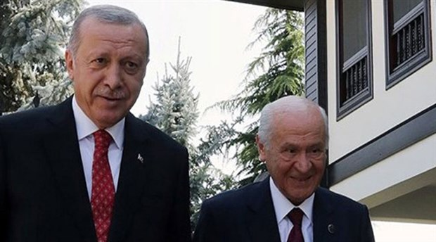 Bahçeli'den Kılıçdaroğlu'na: Adalet yürüyüşünden sonra şimdi de felaket yürüyüşüne çıktı