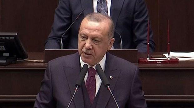 Erdoğan: Kobani'nin de kontrolümüze girmesi lazım