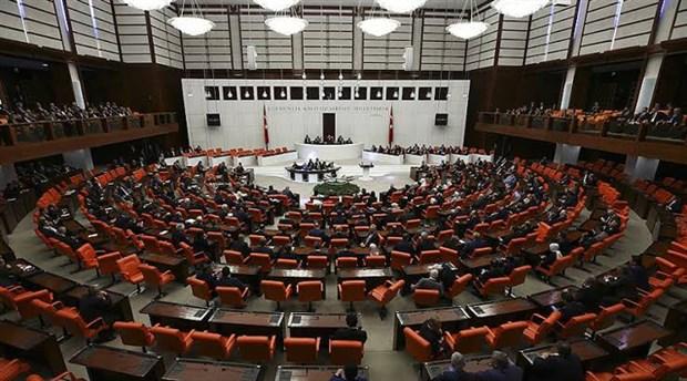 Meclis'ten ortak bildiri: ABD'de kabul edilen iki tasarıyı reddediyoruz