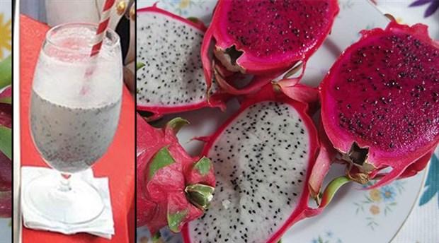 Saray, 'Ejder meyveli smoothie'yi menüden çıkardı: Yerine 'kış rüyası' geldi