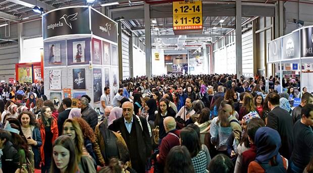 38'inci İstanbul Kitap Fuarı yarın başlıyor: Kitap kokusu İstanbul'u saracak